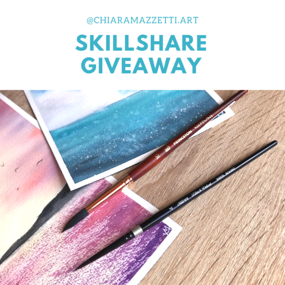 Skillshare Giveaway 09/2019