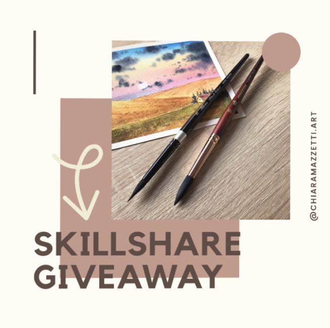 Skillshare Giveaway 11/2019