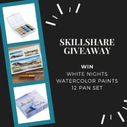 Skillshare Giveaway 04/2020