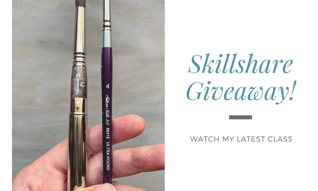 Skillshare Giveaway 08/2020
